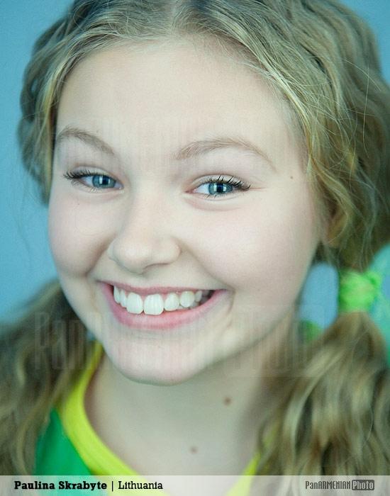 Paulina Skrabyte - Lithuania