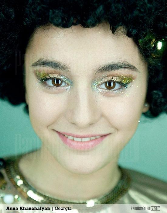Anna Khanchalyan - Georgia