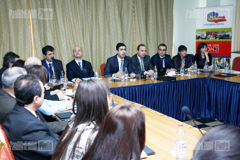 Conference on improving Armenia's trade arbitrage