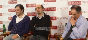 Discussion organized by Civilitas Foundation with participation of