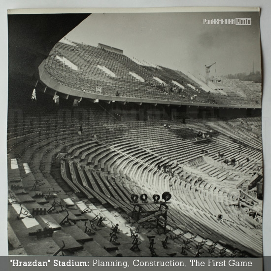 Provided by stadium's architect Gurgen Musheghyan for PanARMENIAN Photo
