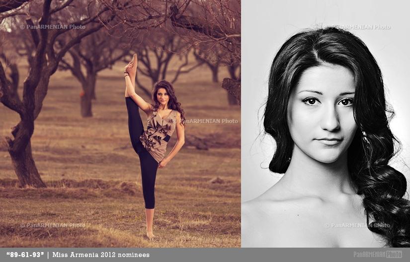 Alita Abgaryan Miss Armenia 2012 - Contestant