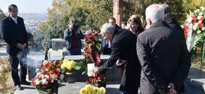 Yerevan commemorates RPA founder Ashot Navasardyan