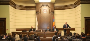 Launch of training courses at RPA's Andranik Margaryan political school