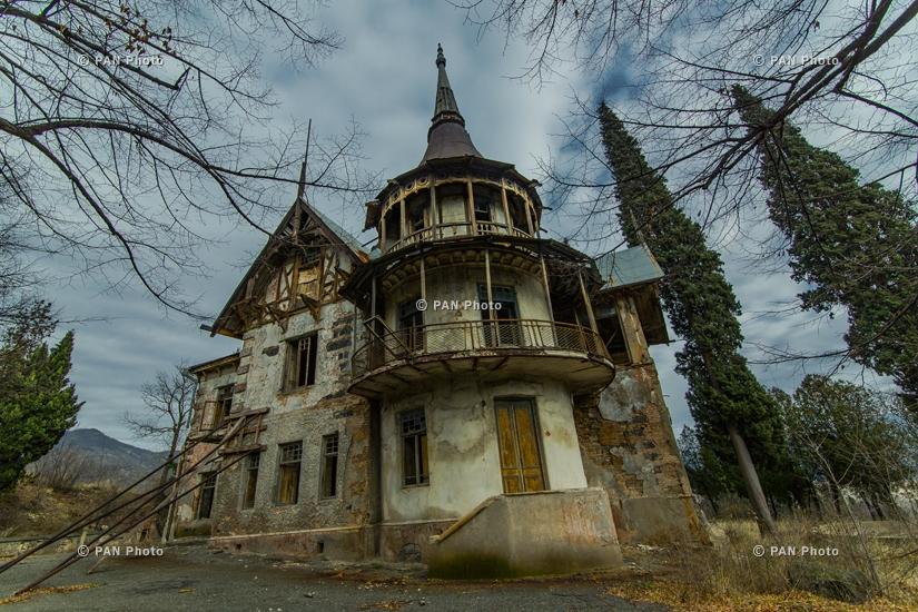 Дом армянского мецената Микаэла Арамянца может стать туристическим направлением