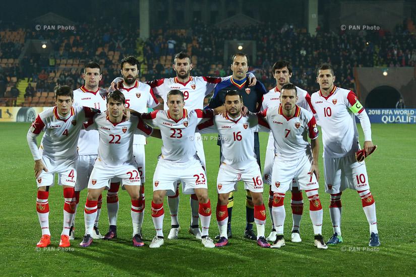 Черногория мира отборочные чемпионата армения 2018 матчи