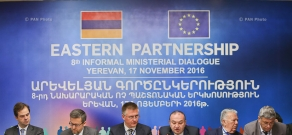 The 8th Eastern Partnership Informal Ministerial Dialogue in Yerevan