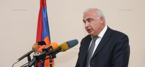 The elections of the rector of Yerevan Komitas State Conservatory