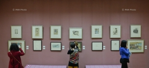 Exhibition of the Russian and Soviet graphic artists' artworks opens at the RA National Gallery