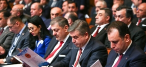 The 16th congress of the ruling Republican Party of Armenia (RPA)