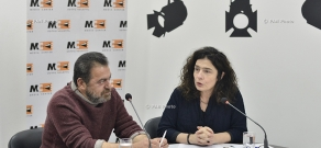 Discussion on Famous Armenians of Armenia and Diaspora for democracy and transparent elections: Upcoming steps for JusticeWithin Armenia initiative