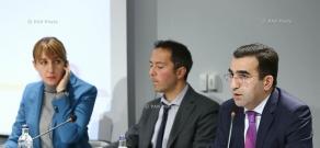 Presentation of EU technical assistance programs TAIEX and SOCIEUX