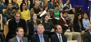 EU Ambassador Piotr Switalski launches Next Generation Anti-Corruption Game on International Anti-Corruption Day