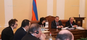 Roundtable Discussion on Constitutional draft law Rules of Procedure of the National Assembly