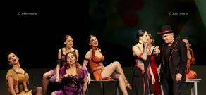 Opera-tango of Astor Piazzolla «Maria de Buenos Aires» in Yerevan