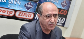 Press conference of the Advisor of NKR permanent representation in Armenia Garnik Isagulyan