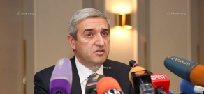 Year-end press conference by RA Minister of Transport, Communication and Information Technologies Vahan Martirosyan
