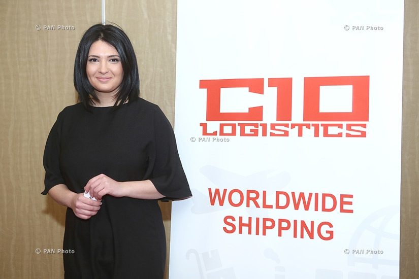 CIO LOGISTICS a worldwide shipping company has been launched in Armenia