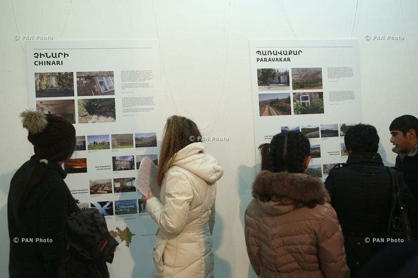 Оpening of the photo exhibition Life on the Border