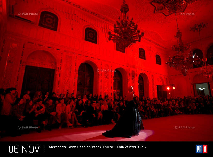 Mercedes-Benz Fashion Week Tbilisi - Fall/Winter 16/17