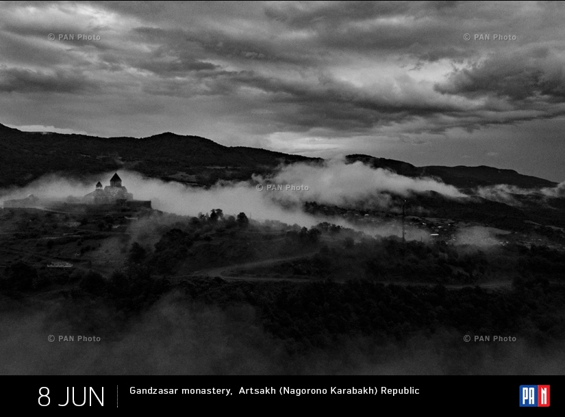 Gandzasar monastery,  Artsakh (Nagorono Karabakh) Republic