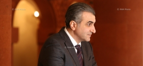Year-end press conference by Minister of Agriculture Ignati Arakelyan