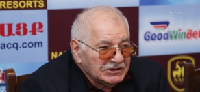 Пресс-конференция директора НОФ «Нораванк» Гагика Арутюняна