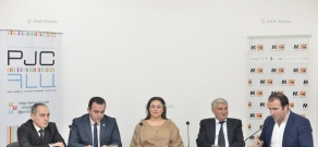 Discussion on the activities of Yerevan City Council for 2016