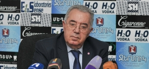 Press conference of member of RPA parliamentary faction Mkrtich Minasyan