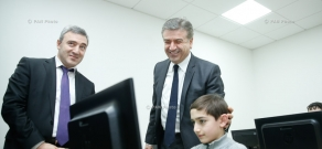 Working visit of Armenian PM Karen Karepetyan to Lori Province