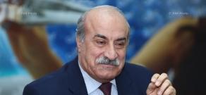 Пресс-конференция депутата парламентской фракции Республиканской партии Армении Хосрова Арутюняна