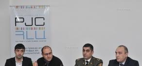 Обсуждение на тему «Состояние прав человека в УИУ Армении: итоги 2016 года»