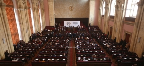 First session of political bloc Yelk