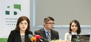 Press conference dedicated to 8th anniversary of Financial System Mediator's institution