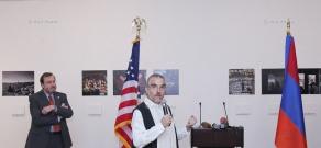 BridgingStories exhibit opens in NPAK/ACCEA (Armenian Center for Contemporary Experimental Art)