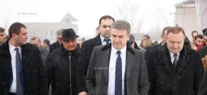 Armenian PM Karen Karapetyan's working visit to Armavir Province