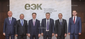 6th consultation of the heads of authorized bodies in transportation sector of EAEU member states in Tsaghkadzor