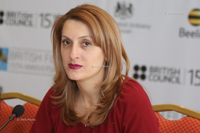 Press conference on the 15th Anniversary Edition of the British Film Festival
