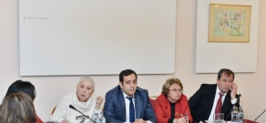 «Ռազմավարական էկոլոգիական գնահատման ազգային իրավական դաշտի մշակումը Հայաստանում» թեմայով 2-րդ կլոր սեղան քննարկումը