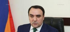 «Հայկական վերածնունդ» կուսակցության նախագահ Արթուր Բաղդասարյանի ասուլիսը