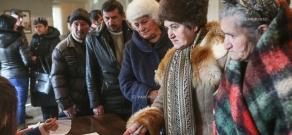 Արցախի սահմանադրության հանրաքվեն Երևանում