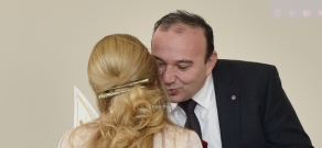 Министр образования и науки Левон Мкртчян встретился с представителями ОО