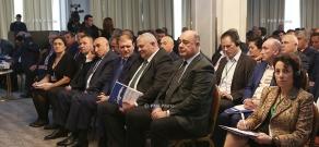 General meeting of members of Communities Association of Armenia (CAA)