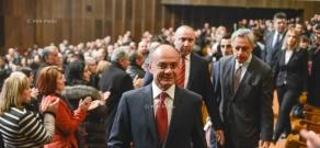 Congress of 'Ohanyan-Raffi-Oskanyan' Alliance