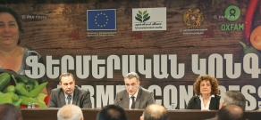 Farmers' Congress in Yerevan