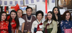 Opening of International specialized exhibition