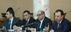 Session of the board of trustees of Military insurance fund