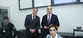 Opening of new service center of  State Service For Food Safety of RA Ministry of Agriculture