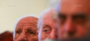 Members of 'Ohanyan-Raffi-Oskanyan' alliance meet with veterans