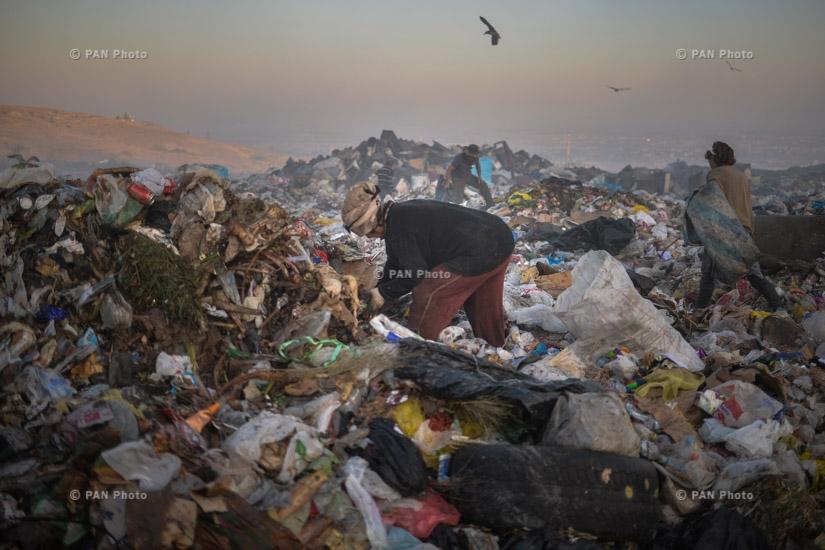 Nubarashen landfill: 52 lost hectares